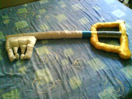 Keyblade by Yueni