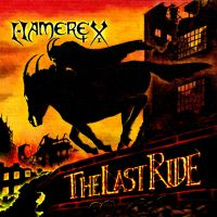 Hamerex: The Last Ride by grindstoneart