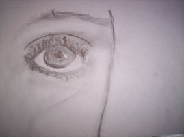 shaded eye by o0RuNaWaYfRoMe0o