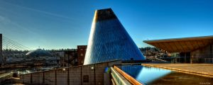 Museum of Glass Study Pano HDR by UrbanRural-Photo