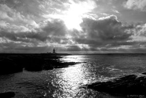 Hook Head BW by The-BigGuy