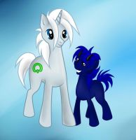 Me and My Bro by EstaticNoms