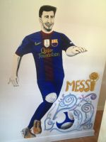 Messi by Jylm75