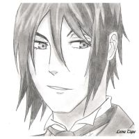 Sebastian Michaelis by LeenaTique