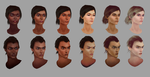 Character - Skin Tone Test by musegames