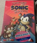 The  Adventures of Sonic the Hedgehog  DVD by sonicfan40