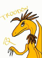 troodon by troodont