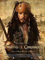 Pirates Of The Caribbean 4 by oroster