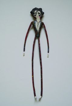 Robert Sheehan Doll by Xperionity