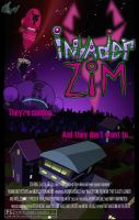 Invader Zim: The Movie by kittydemonchild