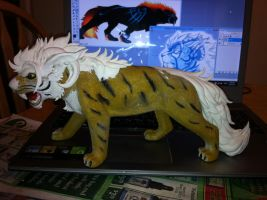 VAIR Figure Progress UPDATE 3 by KasaraWolf