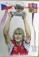 Pavel Nedved by machoart
