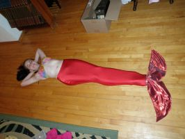 TLM2 Melody- Mermaid Tail by CostumesbyCait