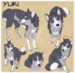 Yuki_Character sheet by LewKat
