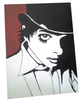 gerard way popart by chemical-lust