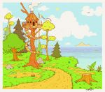 Tree House by theonlybriman47