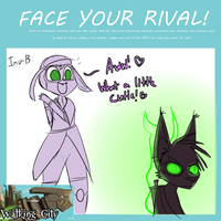 WC- Face your RIVAL by Catmaniac8x