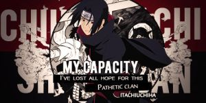 Itachi by PsychedelicFreedom