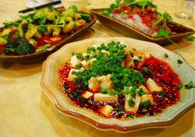 bean curd or tofu by vivianysm