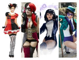 This Year Cosplay Ideas by Alys-Hex