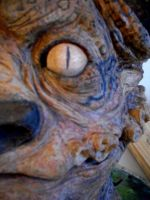 Sneak Peak of Creature Bust by Anesthetic-X