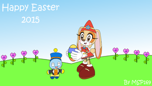 Creamocchia - Happy Easter 2015 by MSP169