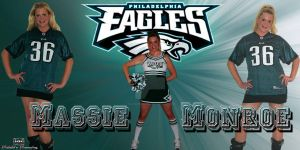 Eagles Cheer by MalakisMarvels