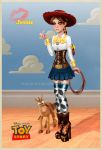 Jessie - Toy Story by kharis-art