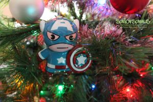Happy Holidays from Cap by sailorsamus