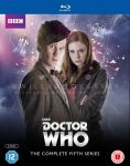 Doctor Who - Series Five Blu Ray by willbrooks
