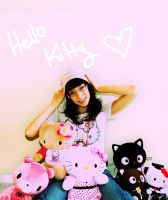 Hello Kitty and Friends by Cidien