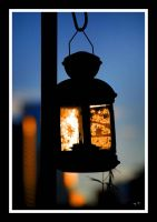 sunset lantern by rhys954