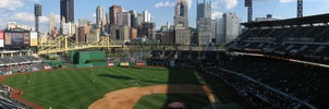 Pittsburgh and PNC Park by kkworker