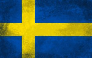 Old and Worn: Swedish Flag by tattoartist9