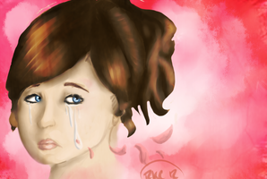 Tears to Rose Petals by AngelSock