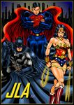 JLA by Hunter407