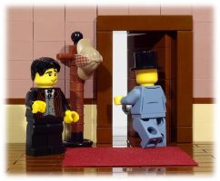 Lego Sherlock Holmes: A Case of Identity 2 by JamesMacaluso