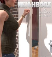 Neighbors Cover by sturkwurk