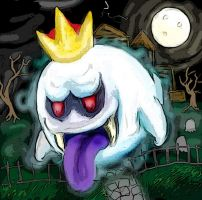 King Boo by pathwreck