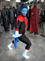 Nightcrawler (Rule 63) by greyloch-md
