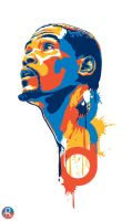 Kevin Durant by venom4you