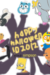 halloween september-october DA ID 2012 by irfandy-simpson