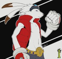 King Kazama by Shiron4
