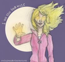 i am the bad wolf by zoelajoan
