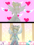 MRA-Melody of Heart[Rie's Angel of Dreams concert] by MikaTheBlueKitty
