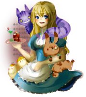 Alice by Wasil