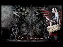 Wallpaper I by LadyDeathDemon