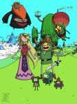 The Adventure of Zelda Time by Darkagnt210