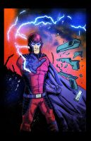Magneto Colors by ZhouRules
