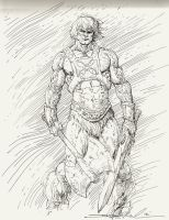 He-Man sketch by skeel76
